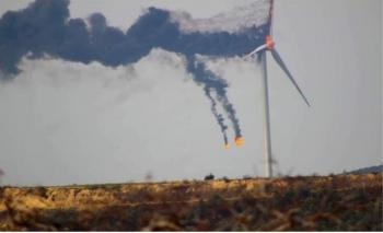 Hatay'da rüzgar tribünü yanmayabilir miydi?