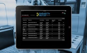 Kapasitematik'in tablet ve mobil uygulaması yayınlandı
