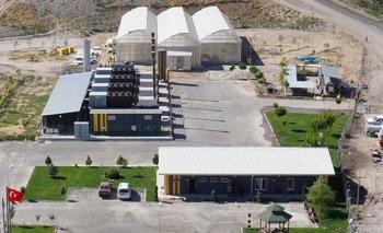 Konya, metan gazından elektrik üretecek
