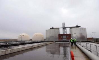 Mardin arıtma çamurunu yakıta dönüştürüyor
