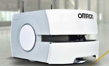 Omron'un mobil robotu AGV'lerden ayrışıyor