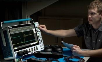 Netes'ten yüksek enerjili fizik uygulamaları için osiloskop