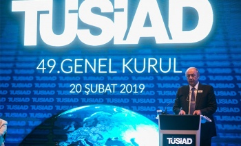 TÜSİAD Yüksek İstişare Konseyi Başkanı Tuncay Özilhan'ın iş gündemi…
