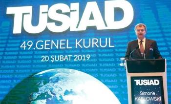 TÜSİAD'a yeni Yönetim Kurulu Başkanı…