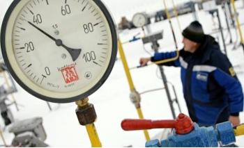 Ukrayna'dan Rus gazı iletimi yüzde 26 arttı