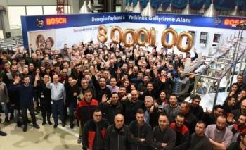 Manisa Fabrikası'na En iyi Fabrika Ödülü