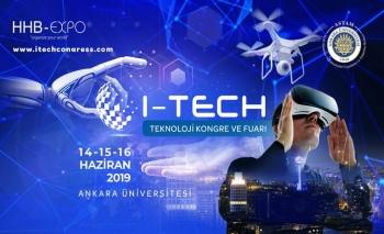 Ankara'nın ilk teknoloji fuarı I-TECH