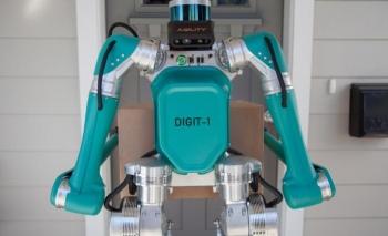 Ford'tan teslimat işlerini kolaylaştıracak robot