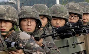 Güney Kore ordusuna askeri robotlar geliyor