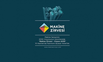 ST Endüstri Radyo'nun basın sponsoru olduğu Makine Zirvesi, İstanbul'da başlıyor
