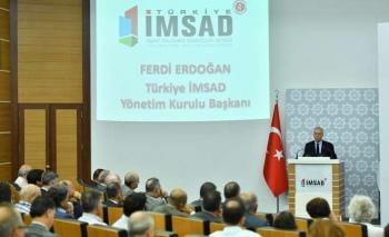 Türkiye İMSAD gündem buluşmaları gerçekleştirildi