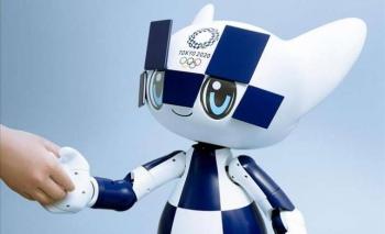 Toyota'nın robotlarından Olimpiyat görevi