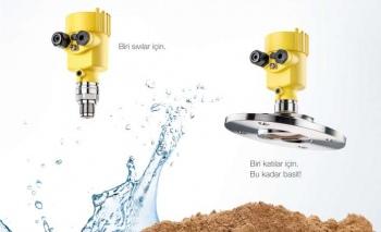 VEGA Seviye ve Basınç Sensörleri