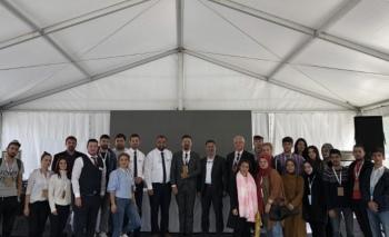 Bioart, Sakarya Peyzaj ve Süs Bitkiciliği Festivali'nde yer aldı