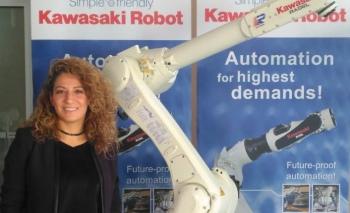 Otomotiv sektörüne özel robot uygulamalarıyla Zirve'de