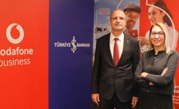 Vodafone ile Türkiye İş Bankası'ndan Dijital Tarım Projesi ortaklığı
