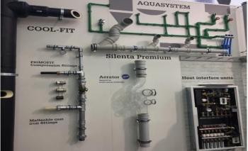 Yeni nesıl atık su ve drenaj sistemi:  GF AERATOR