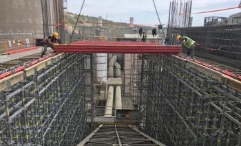 PERI'den Aslan Çimento Darıca Tesisi Yenileme Projesi için ideal çözüm