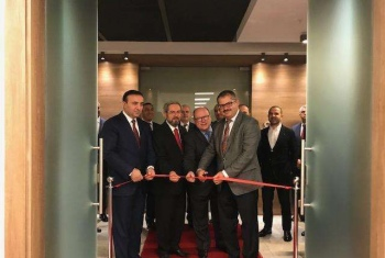 SOCAR AQS'nin Ankara ofisi hizmete girdi