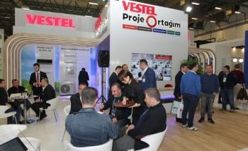 """""""Vestel Proje Ortağım"""", ISK-SODEX İstanbul Fuarı'nda"""