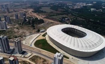 Adana Stadı projesinde Serge Ferrari farkı