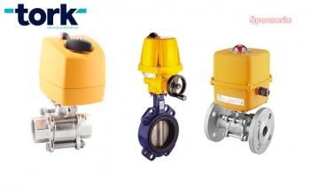 SMS TORK ürettiği yüzde 100 yerli üretim elektrikli aktüatörleri ile sektöre değer katıyor
