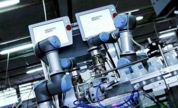 Deterjan üreticisi şişe kapağı montajını UR3 ile optimize etti