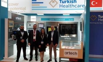 Dubai'de medikal sektörüne yönelik çözümlerini sergiledi