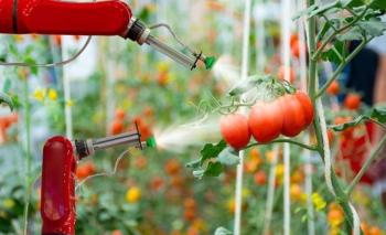Robotlarla akıllı tarım geliyor