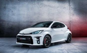 Toyota, yeni GR Yaris performans modelini  duyurdu