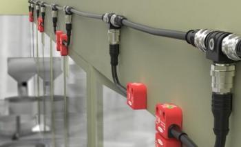 Zorlu endüstriyel ortamlara uygun SI-RF Serisi emniyet switch'leri