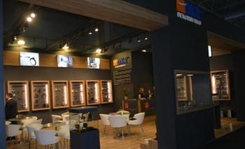 Dekor Banyo Aksesuarları yeni tasarımlarını UNICERA'da tanıttı