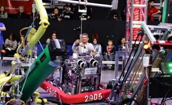 """""""Sultans of Türkiye"""" yeni robotuyla ilk ödülünü kazandı"""