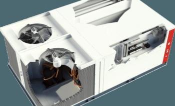 LENNOX Paket Klimalarla taze hava iç mekanlarda