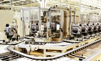 Sanayi üretimi şubat ayında senelik bazda yüzde 7,5 artış gösterdi