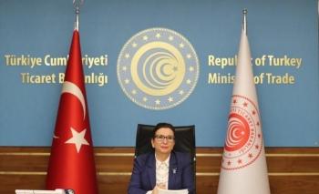 Ticaret Bakanı Ruhsar Pekcan'dan 3 alanda yatırım söylemi