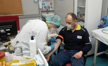 Bursa'da OSB ve sanayi tesislerinde antikor testine başlandı