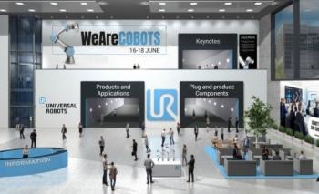 Dünyanın en büyük cobot sanal fuar ve konferansını düzenliyor