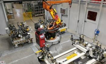 En teknolojik robotlu otomatik hattın ilk fazını tamamladı