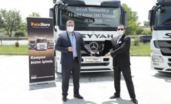 Mercedes-Benz Türk'ten lojistik sektöründe işleri hızlandıracak çözüm