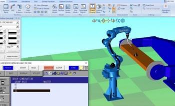 Robotik simülasyon yazılımı MotoSim'i webinarda anlatacak
