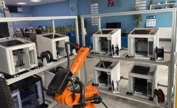 """Türkiye'de bir ilk! """"3D Otomasyon Sistemi""""ni hayata geçirdi"""