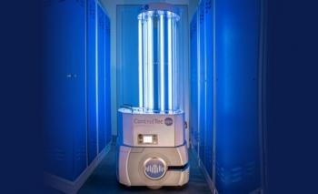 UV donanımlı mobil robotlarla dezenfeksiyon çözümü