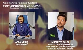 """""""5G'NİN ALTIN ÇAĞINA DOĞRU GİDİYORUZ"""""""