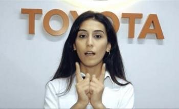 TOYOTA'DAN İŞİTME ENGELLİLER İÇİN İLETİŞİM HATTI