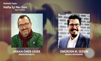 """""""GÜÇLÜ BİR MARKA 5 DUYUYA HİTAP ETMELİ"""""""