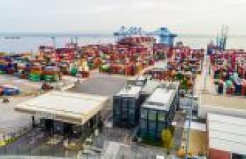 Kumport'a 100 Milyon Dolarlık İkinci Faz Yatırımı