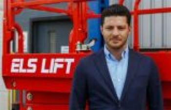 ELS Lift Genel Müdür Kerem Bayrak'ın iş gündemi…