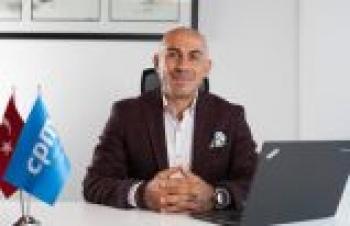 CPM Yazılım YKB Recep Palamut'un iş gündemi…