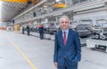 İmaş Makine Genel Müdürü Mustafa Özdemir'in iş gündemi…